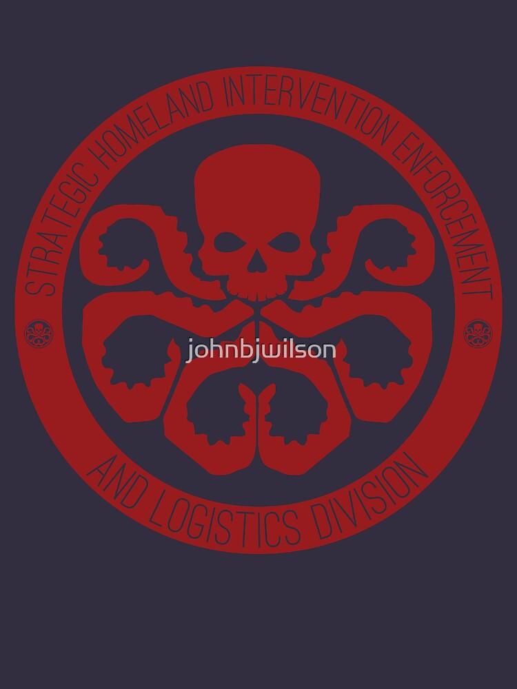 Hail SHIELD by johnbjwilson