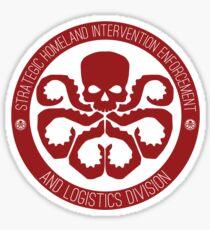 Hail SHIELD Sticker