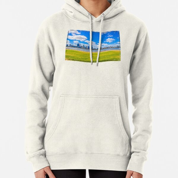 Lazy Afternoon, Perth City Skyline, Perth Pullover Hoodie