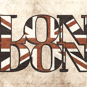 LONDON by CoyGraphics