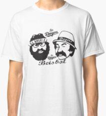 Cheech And Chong Los Doyers Beisbol La Baseball T-Shirts Classic T-Shirt