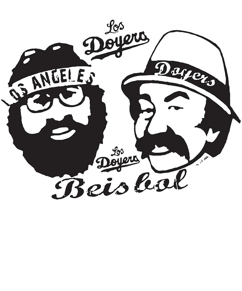 u0026quot cheech and chong los doyers beisbol la baseball t