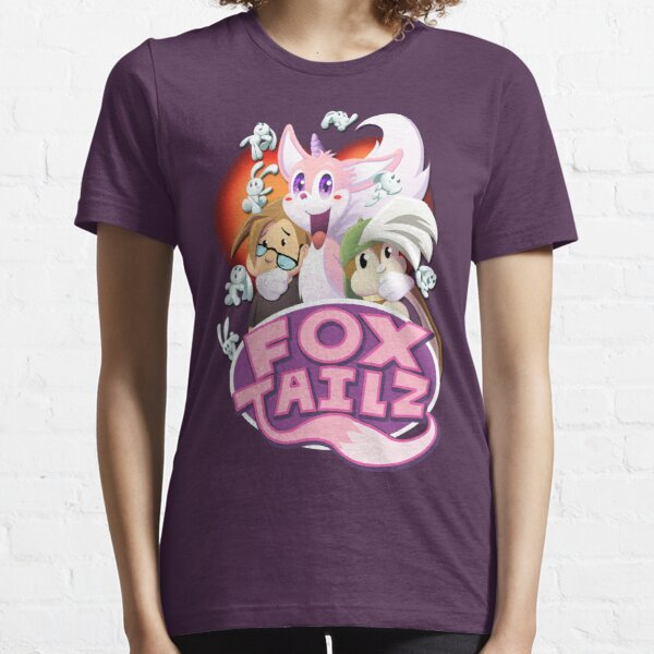 Gizmo and Bunny in Fox Tailz Essential T-Shirt