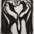 Two Hands One Heart by ChristineBetts