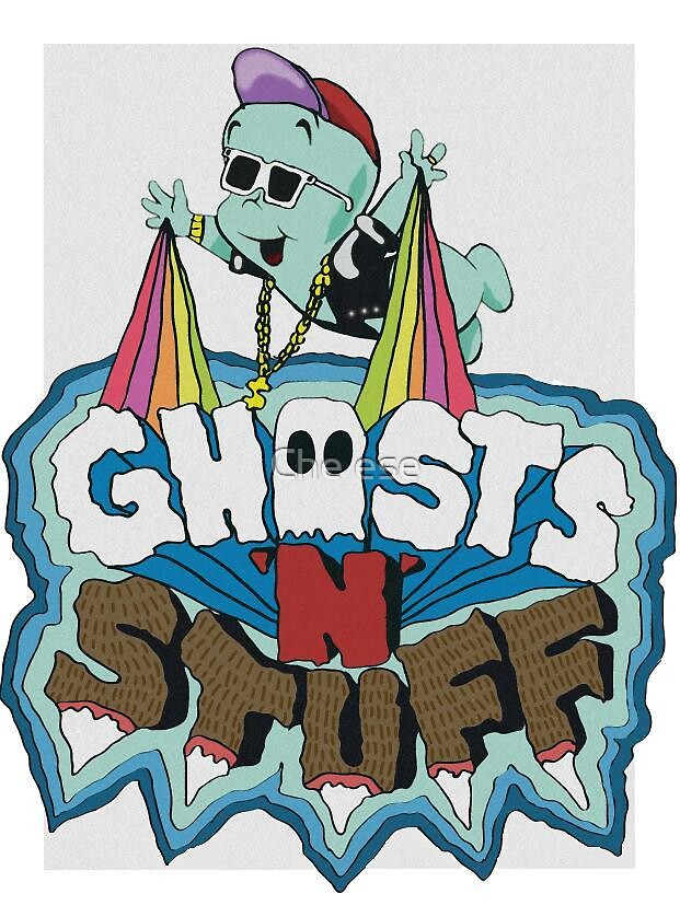 Ghosts n' Stuff by Che ese