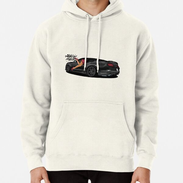 Ford Mustang s550 (FuckYoShit_s550) Pullover Hoodie