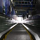 Going down by photoaffinity
