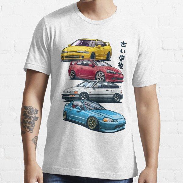 JDM-Mischung. Civic, CRX, Integra Essential T-Shirt