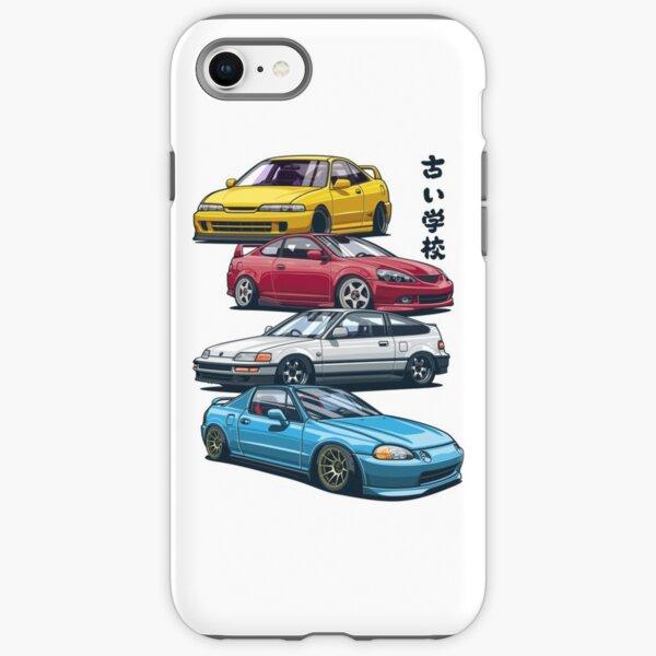 JDM Mix. Civic, CRX, Integra iPhone Tough Case