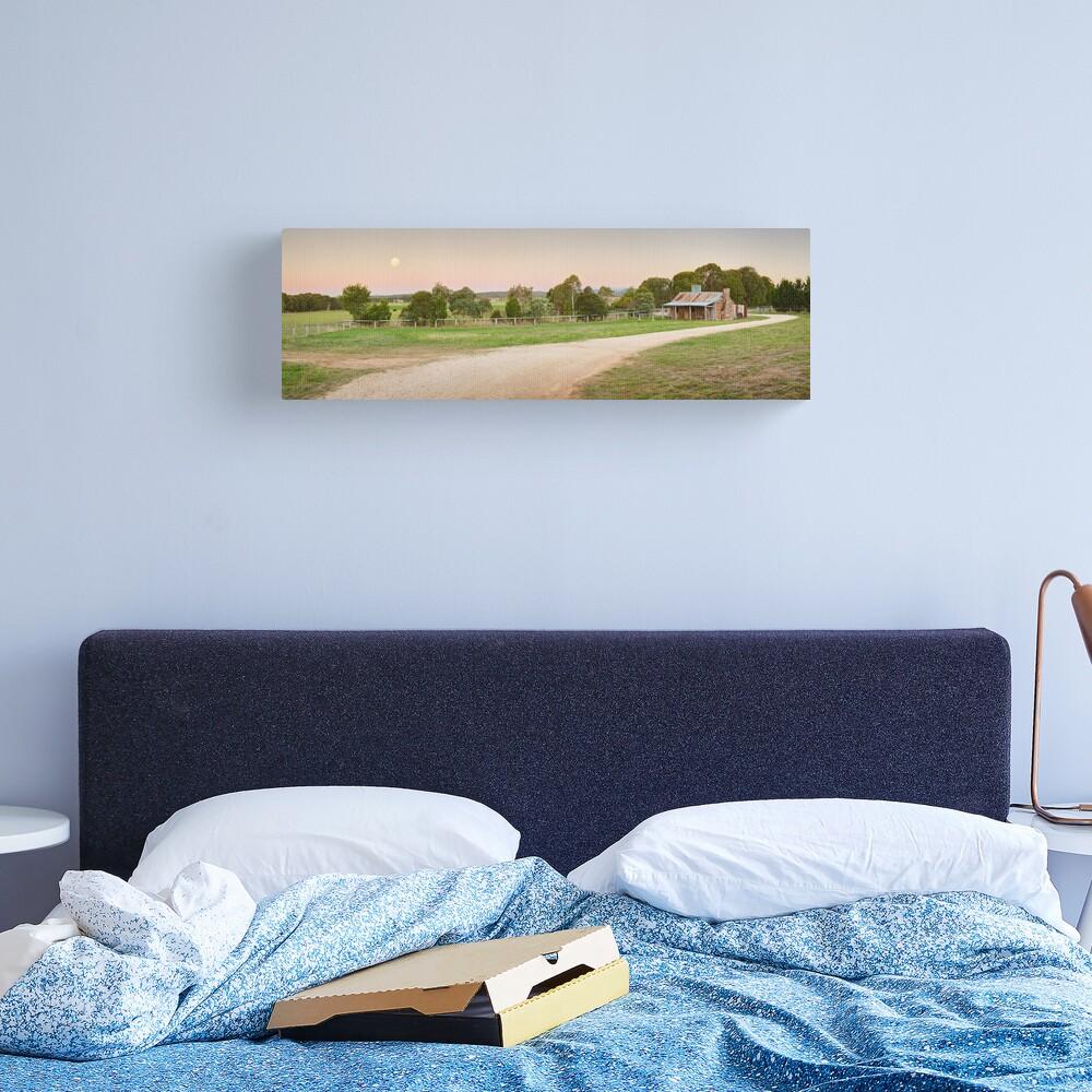 Bungendore Charm, New South Wales, Australia Canvas Print
