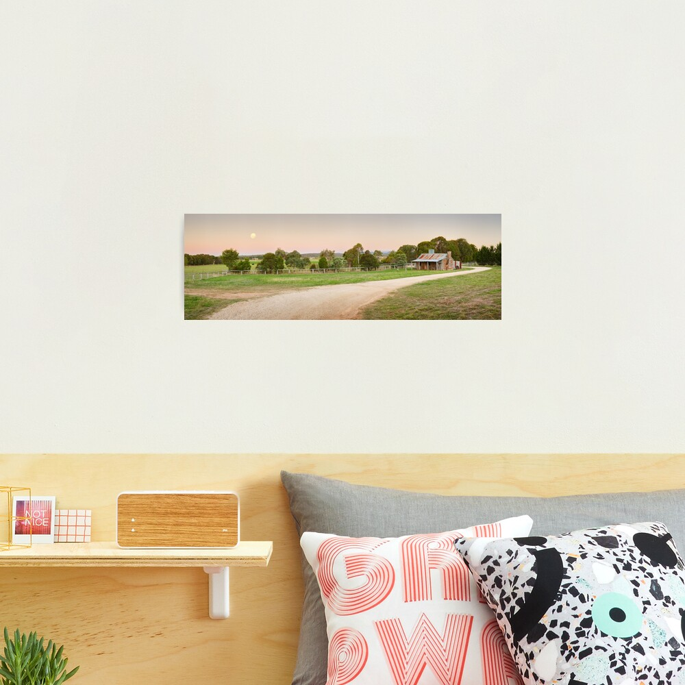 Bungendore Charm, New South Wales, Australia Photographic Print