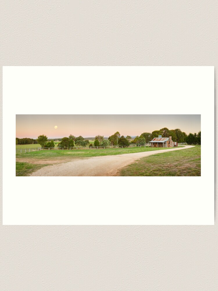 Alternate view of Bungendore Charm, New South Wales, Australia Art Print