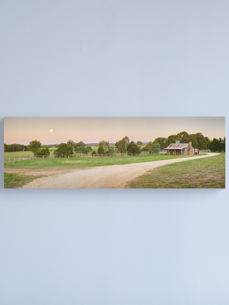 Alternate view of Bungendore Charm, New South Wales, Australia Canvas Print