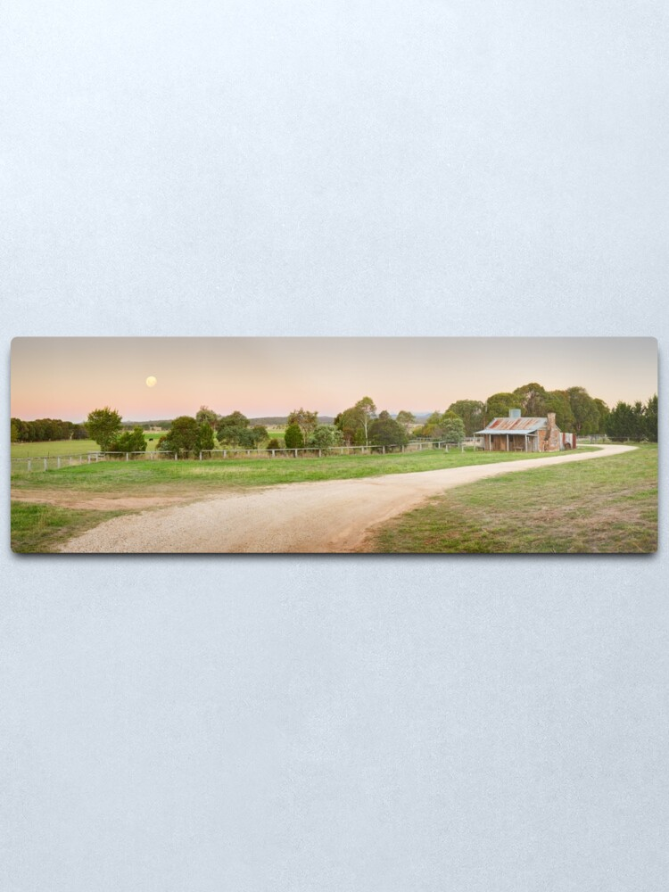 Alternate view of Bungendore Charm, New South Wales, Australia Metal Print