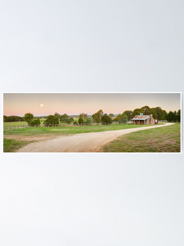 Alternate view of Bungendore Charm, New South Wales, Australia Poster