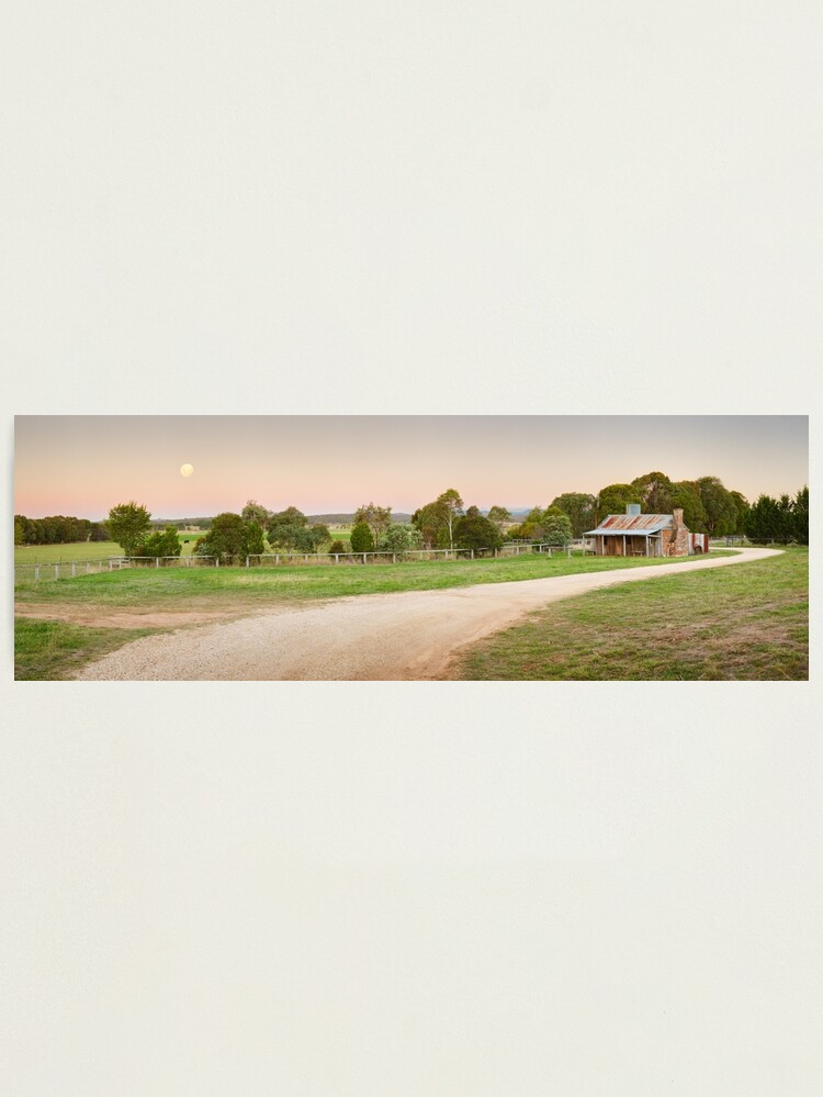 Alternate view of Bungendore Charm, New South Wales, Australia Photographic Print