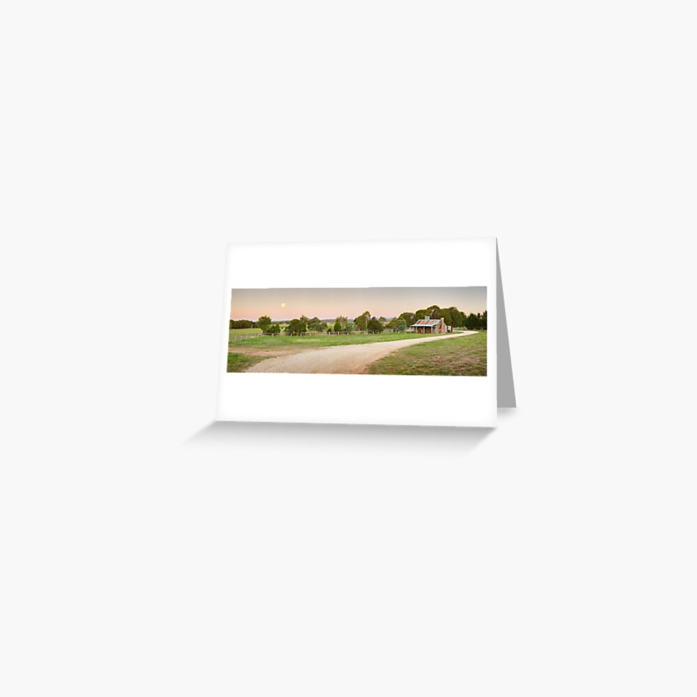 Bungendore Charm, New South Wales, Australia Greeting Card