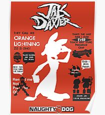 Daxter Quotes Poster
