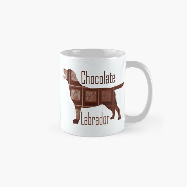 Chocolate Labrador Classic Mug