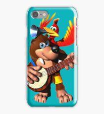 Banjo-Kazooie iPhone Case/Skin