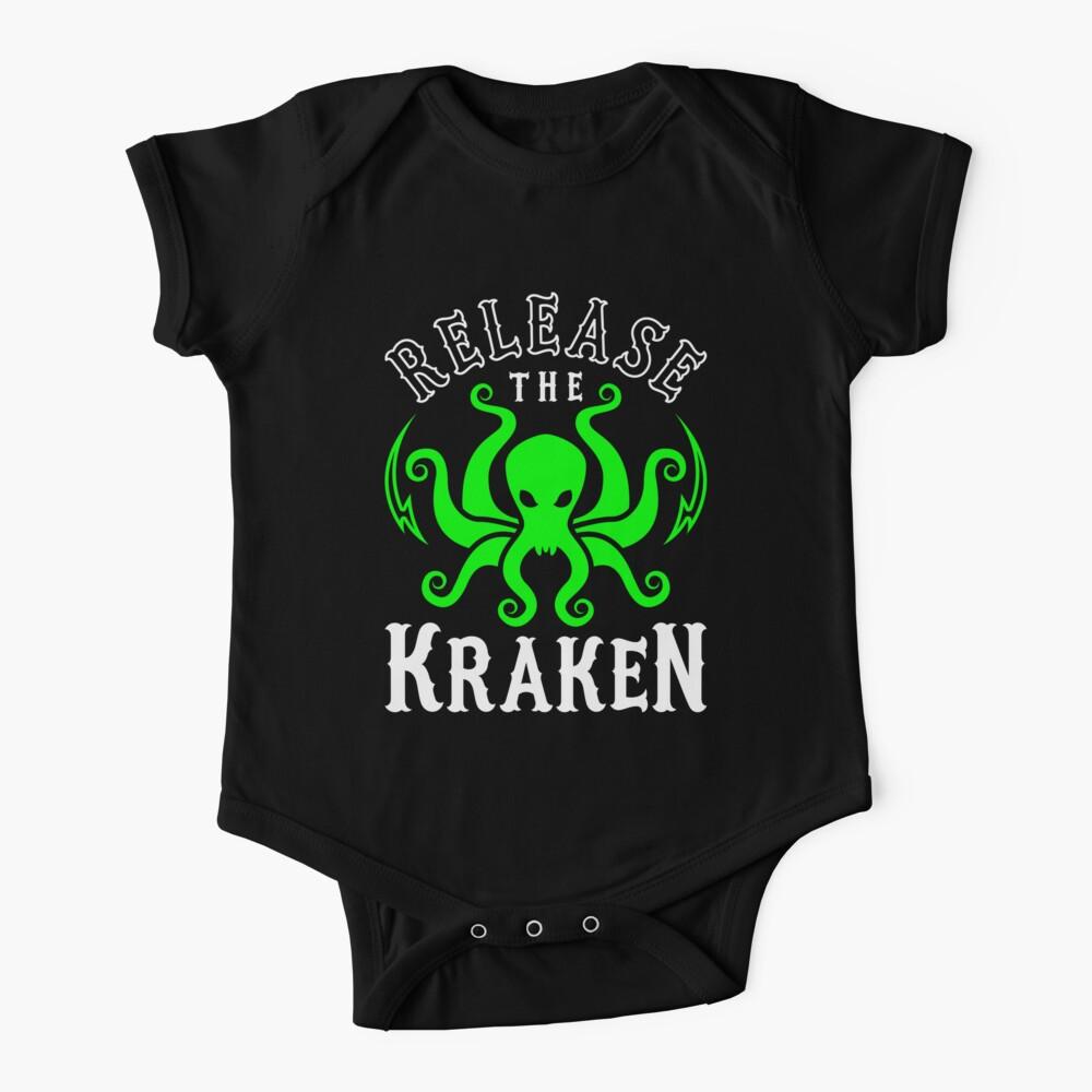 Release The Kraken Baby One-Piece