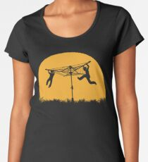 Merry Go Sunset Women's Premium T-Shirt