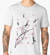Blossom Flight Men's Premium T-Shirt