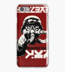 Helgan needs you iPhone Case/Skin
