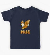 Hue Eagle Sticker Kids T-Shirt