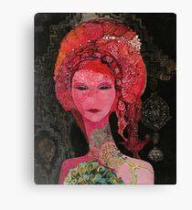 Red Tara Canvas Print