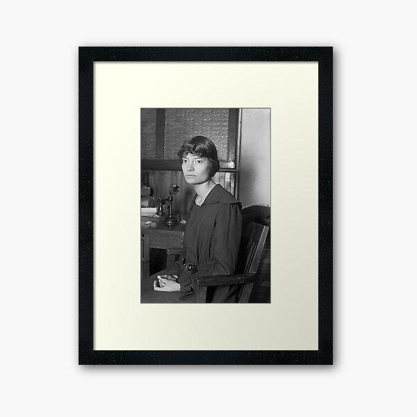 Dorothy Day Framed Art Print