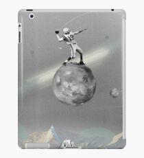 Space Football iPad Case/Skin