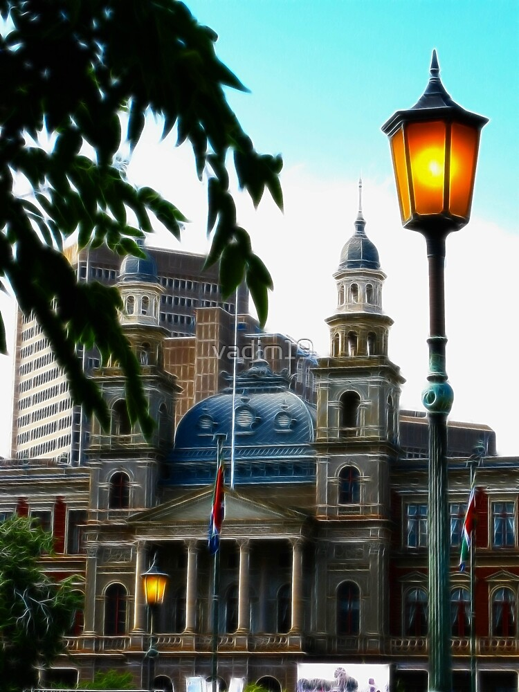 Palace of Justice, Pretoria, South Africa by vadim19