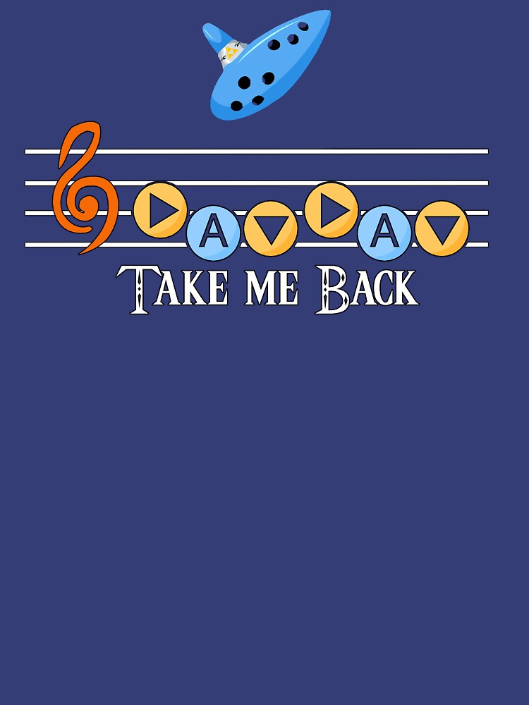 Song of Time- Take me Back | Unisex T-Shirt