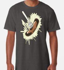 Unexpected Sausage Long T-Shirt