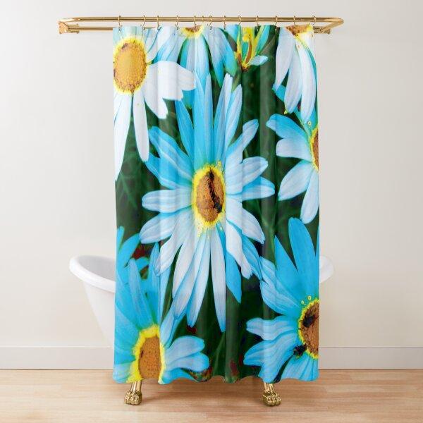 FRESH AS A DAISY Shower Curtain