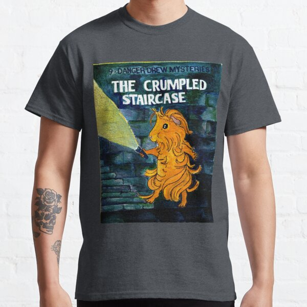 Danger Drew 9: The Crumpled Staircase Classic T-Shirt