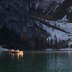 Lake Braies by Luca Cremasco