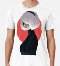 Nier automata 2B Men's Premium T-Shirt
