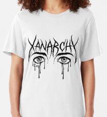 lil xan xanarchy Slim Fit T-Shirt
