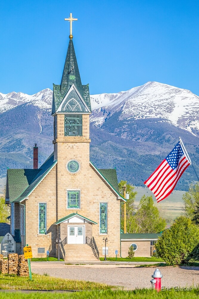 God and Country by Eric Glaser