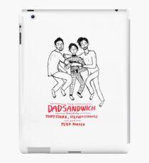Ironstrange Family Sandwich iPad Case/Skin