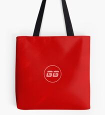 SiegeGG - Red Washed Tote Bag