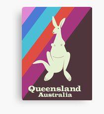 queensland Australia  Canvas Print