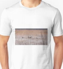 Snow On The Booming Grounds T-Shirt
