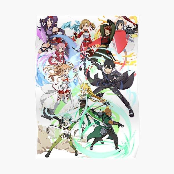Sword Art Online - Mashup # 2 Poster