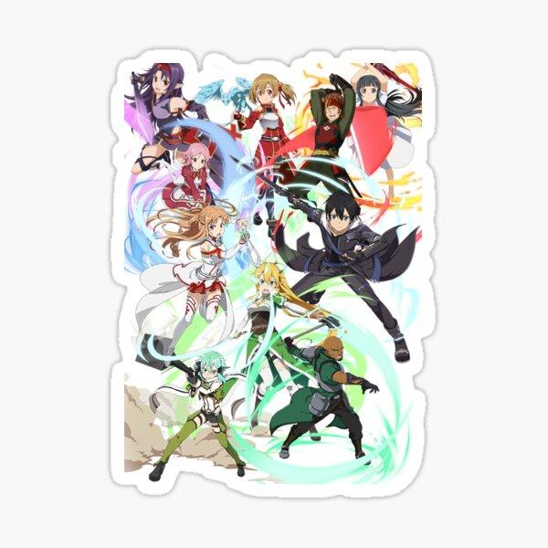 Sword Art Online - Mashup # 2 Sticker