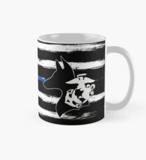Military Working Dog handler Mug