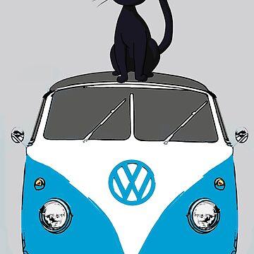 JiJi VW - blue edition by benbdprod
