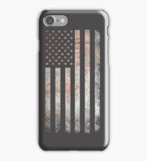 Vintage USA Flag iPhone Case/Skin